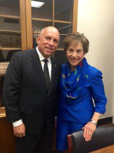 "Congresswoman Jan Schakowsky (D-IL), longtime sponsor of the Medicare ""physician"" definition legislation"