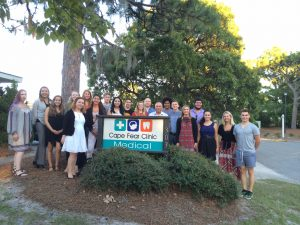 Cape Fear Clinic Group 08.2016